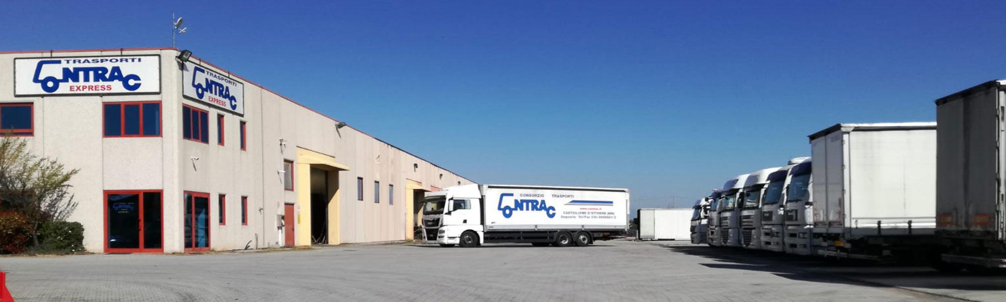 Logistica Brescia e Mantova | Magazzino distribuzione merci